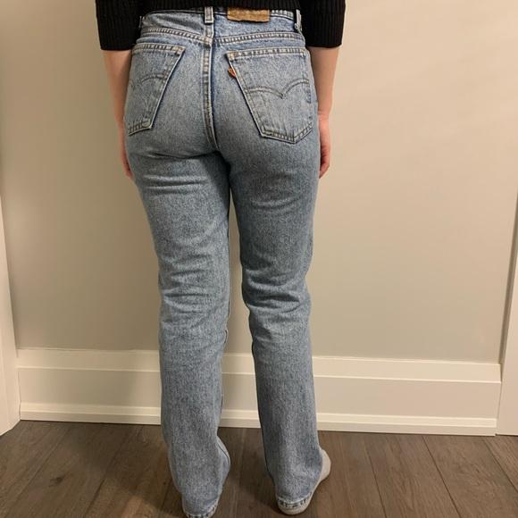 Levi's Denim - Levi's Vintage 1990s Mom Jeans
